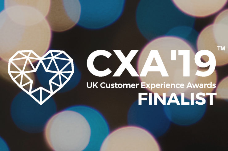 Insight - We are a finalist: 2019 Customer Experience Awards (news)