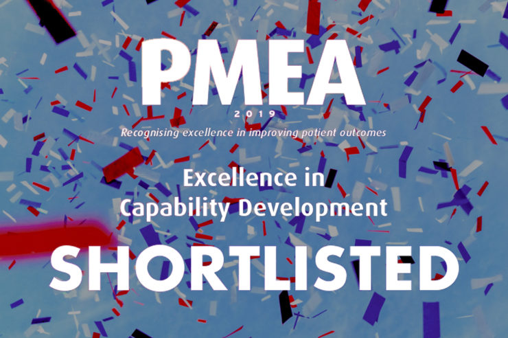 Insight - We are a finalist: 2019 PMEA Awards