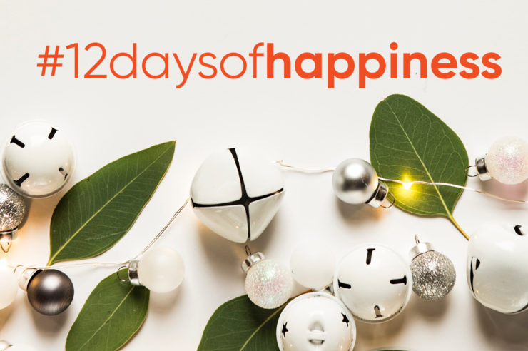 Insight - The '12 days of happiness' challenge