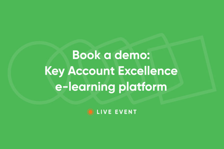 Course - Key Account Excellence e-learning platform demo