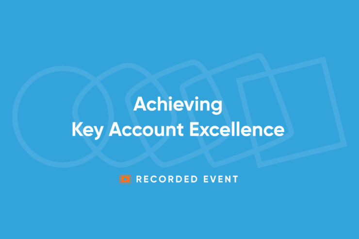 Course - What it takes to achieve Key Account Excellence