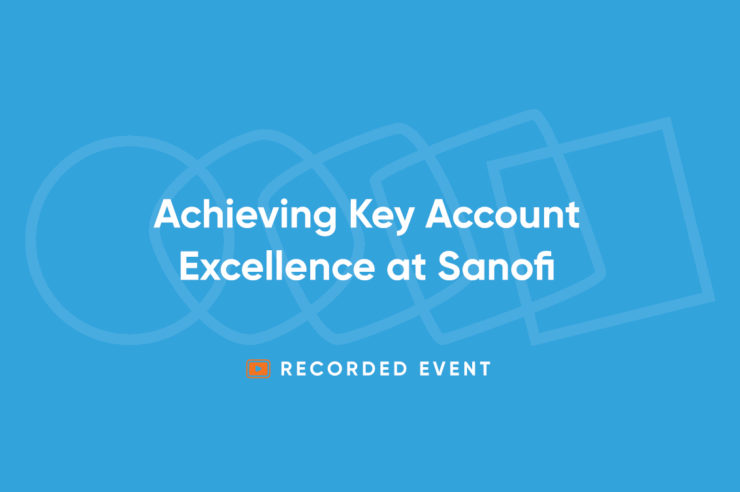 Course - Achieving Key Account Excellence at Sanofi
