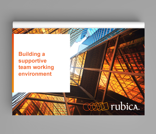 Building a supportive work environment | Toolkit