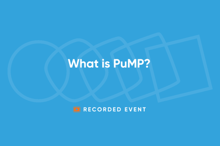 Course - What is PuMP?